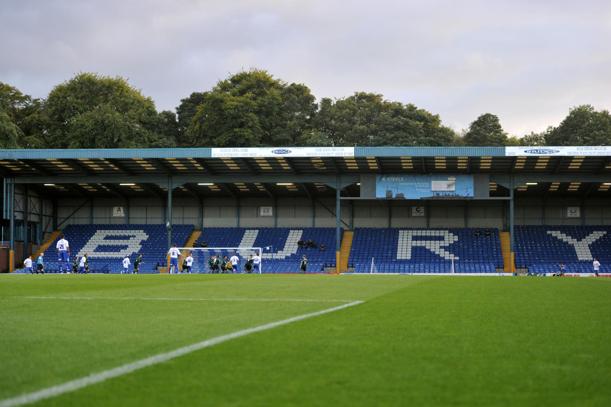 Bury FC crisis: Live updates as Shakers fight for survival