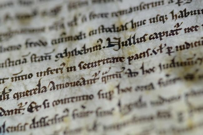 Magna Carta Theft Bid Accused Questioned Documents