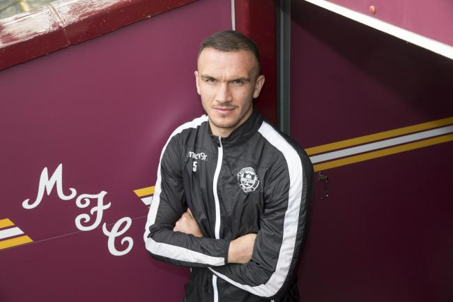 Tom Aldred has spent the last 18 months with Motherwell