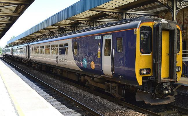 Northern Rail will be stripped of its franchise, says Transport Secretary