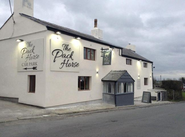 The Pack Horse in Affetside