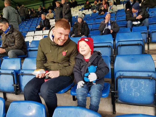 I took my nephew to his first Bury game this season (The 5-0 win against Dover). My first game was against Stockport in 1997 at Gigg. I'm praying I get to take my son, who will be born in November, to his first game at Gigg one day. Its more than just a club.