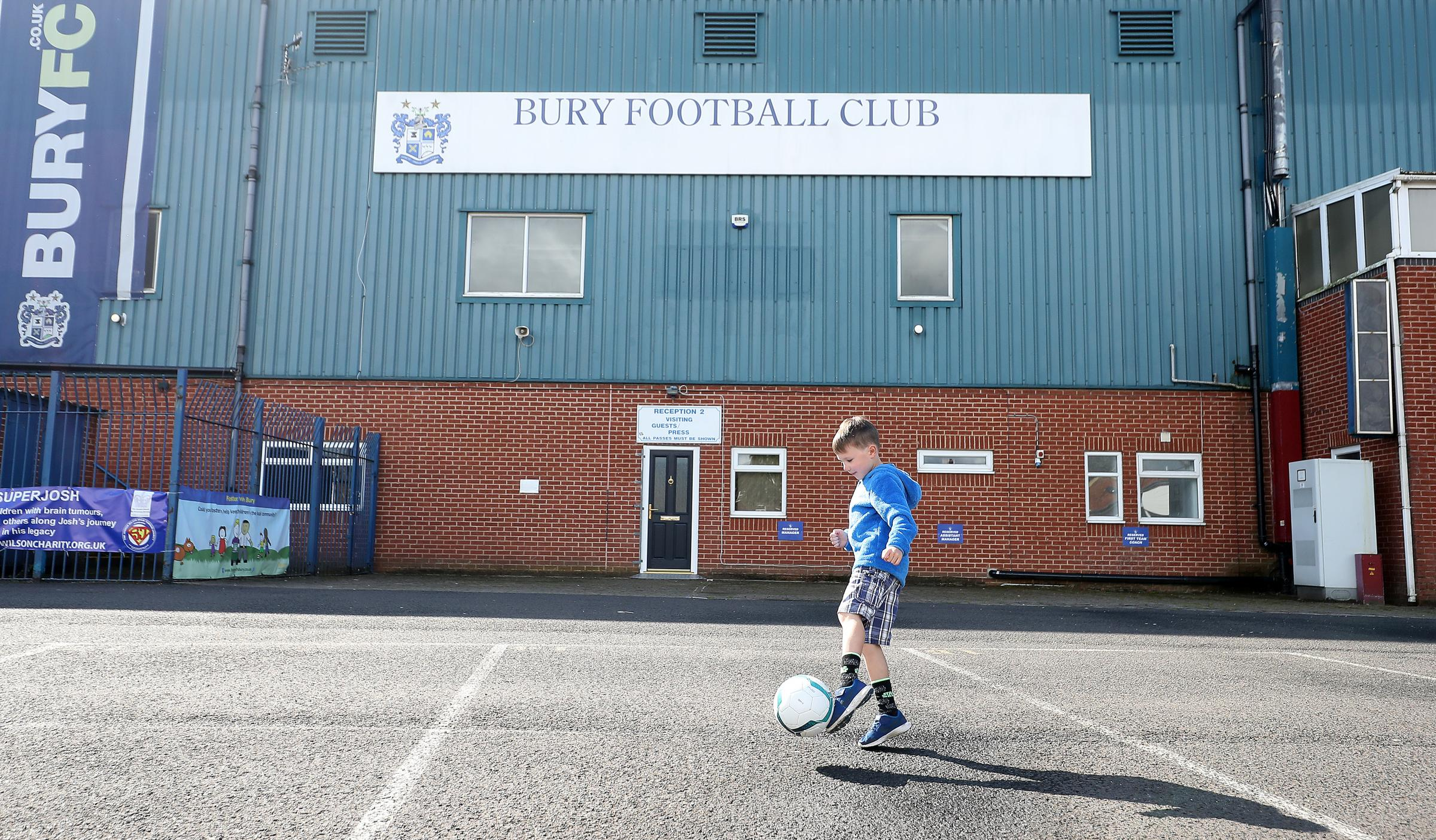 Bury FC crisis: Shakers fight for survival ahead of EFL deadline