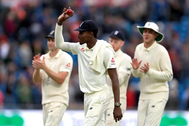 Jofra Archer was the star of the show for England on day one at Headingley