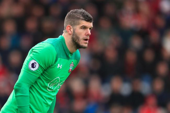 Southampton goalkeeper Fraser Forster has returned to former club Celtic on loan