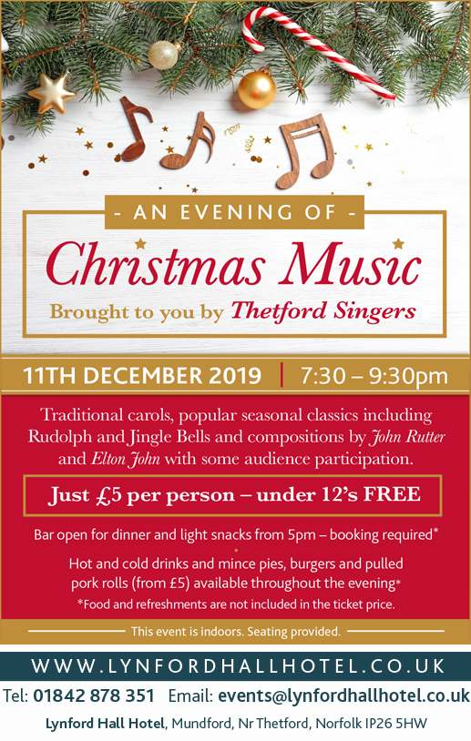 An Evening of Christmas Music