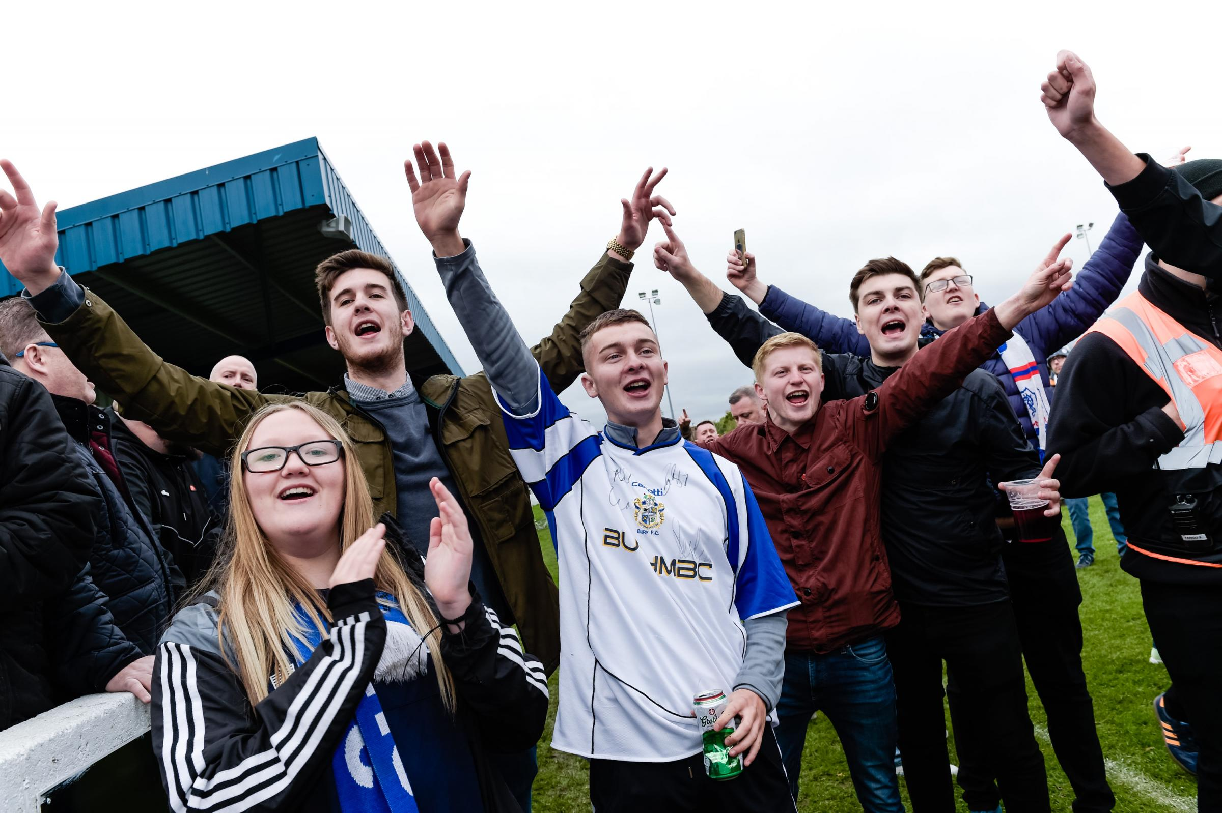 What a new start in non-league could look like for Bury AFC