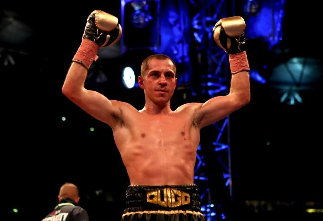 RETURN: Bury's Scott Quigg