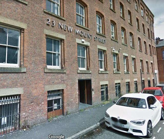 Alan Shuker, who ran Movette from these offices in New Mount Street, Manchester, has been banned from being a company director for 14 years