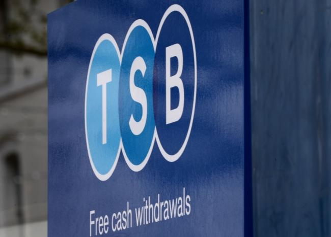 Up to 400 jobs could be at risk as more than 80 TSB branches across the country are set to close their doors next year