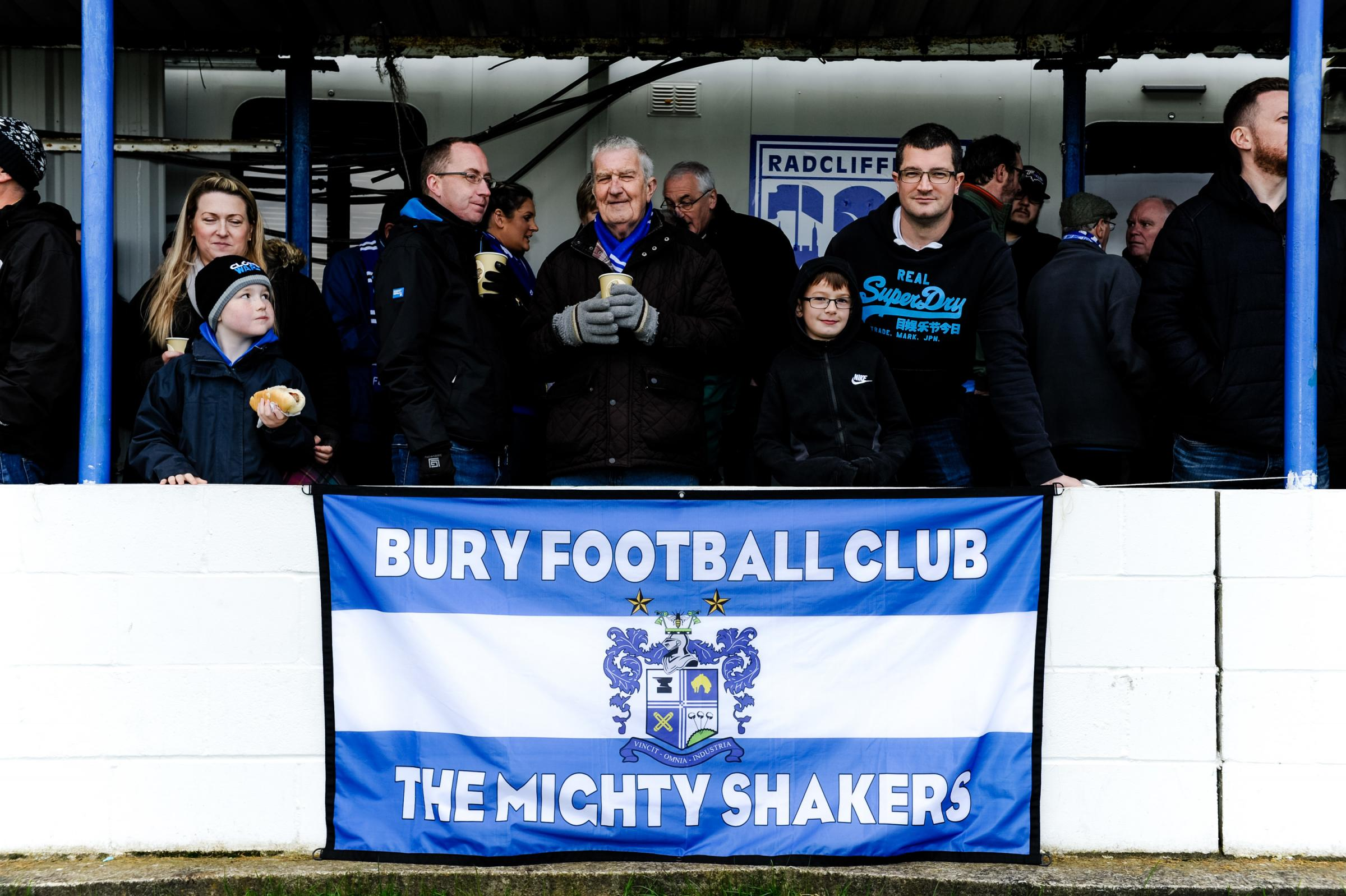 Bury phoenix movement want to bring community and club back together