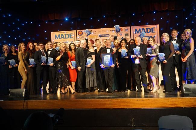 The Made in Bury Business Awards' Class of 2019