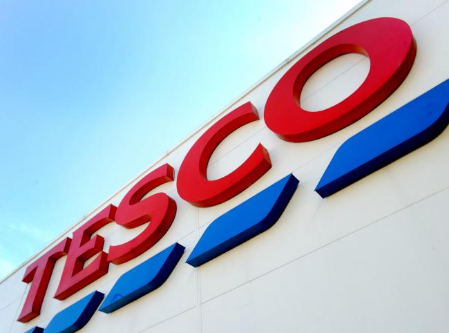 The baby food recall affects products bought in Tesco