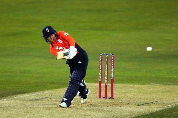 Tammy Beaumont's 23 was the joint-best score England could manage as they were easily beaten by Sri Lanka in Adelaide.