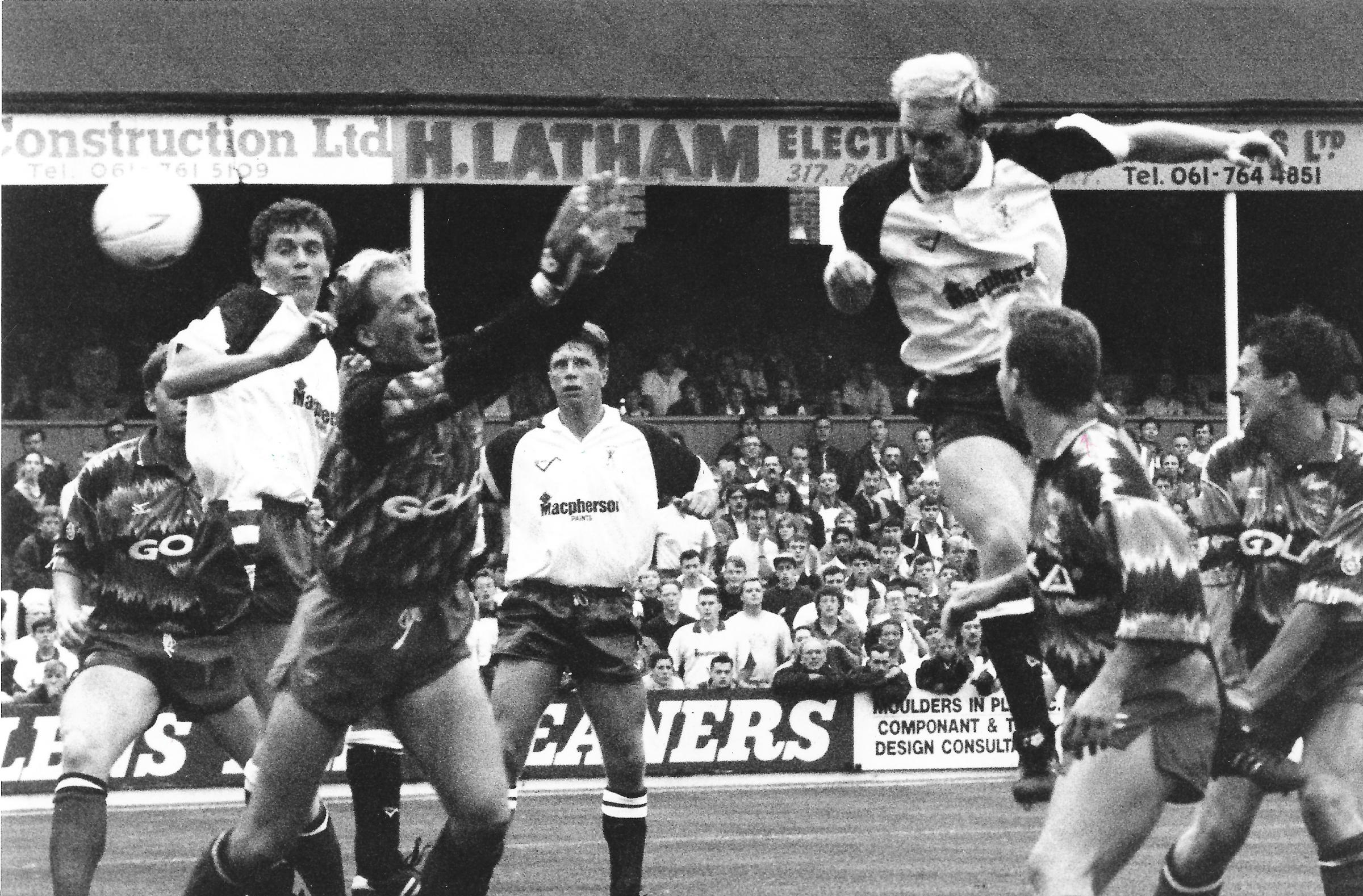 When Huddersfield stormed back: Bury FC through the years