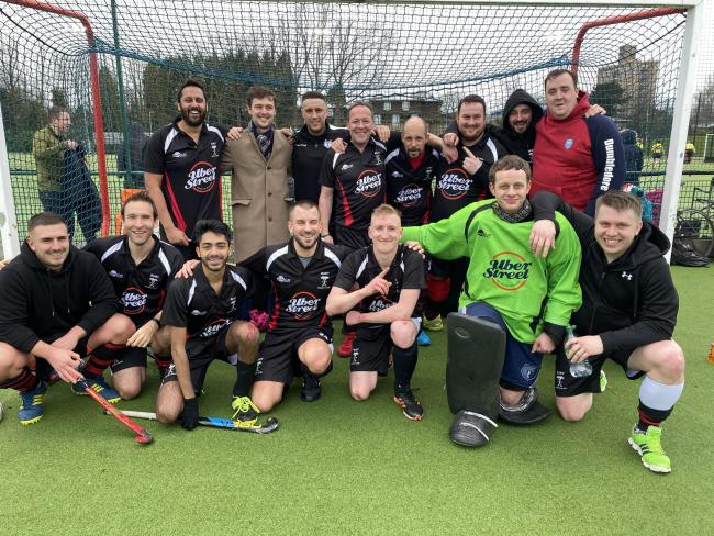 Bury Hockey Club's men's second team have secured the Division Four title