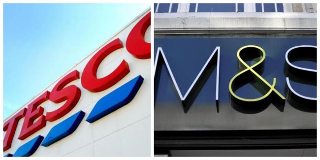 Tesco and Marks and Spencer announce dedicated shopping hour for NHS staff