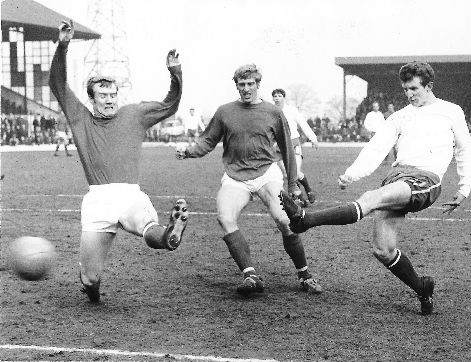 Bury FC through the years: Bobby Owen fires Shakers to promotion