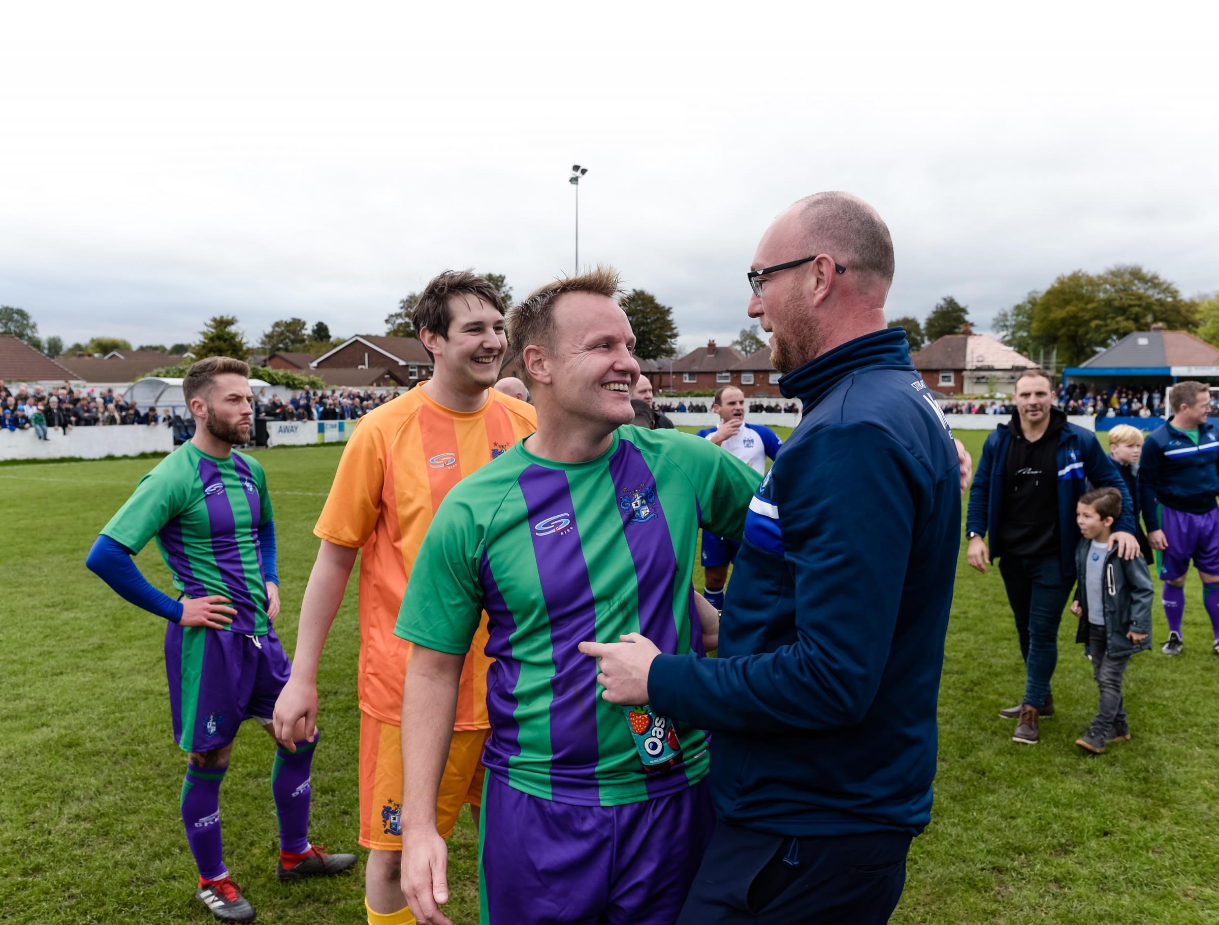 Bury phoenix club encouraged by initial membership response