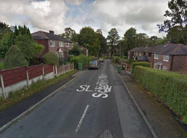 Scholes Walk, Prestwich. Photo: Google Maps