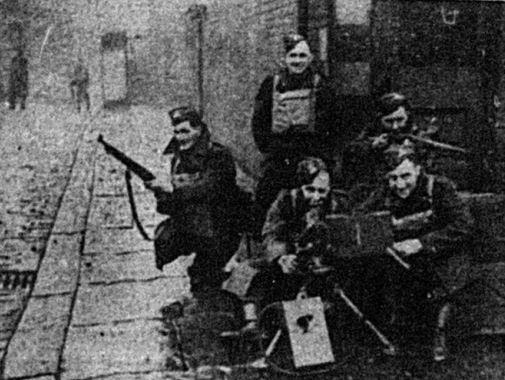 Bury Times: Home Guards in Bury during the Second World War
