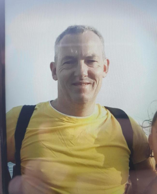 John Woodman, who is missing from his home in Tottington
