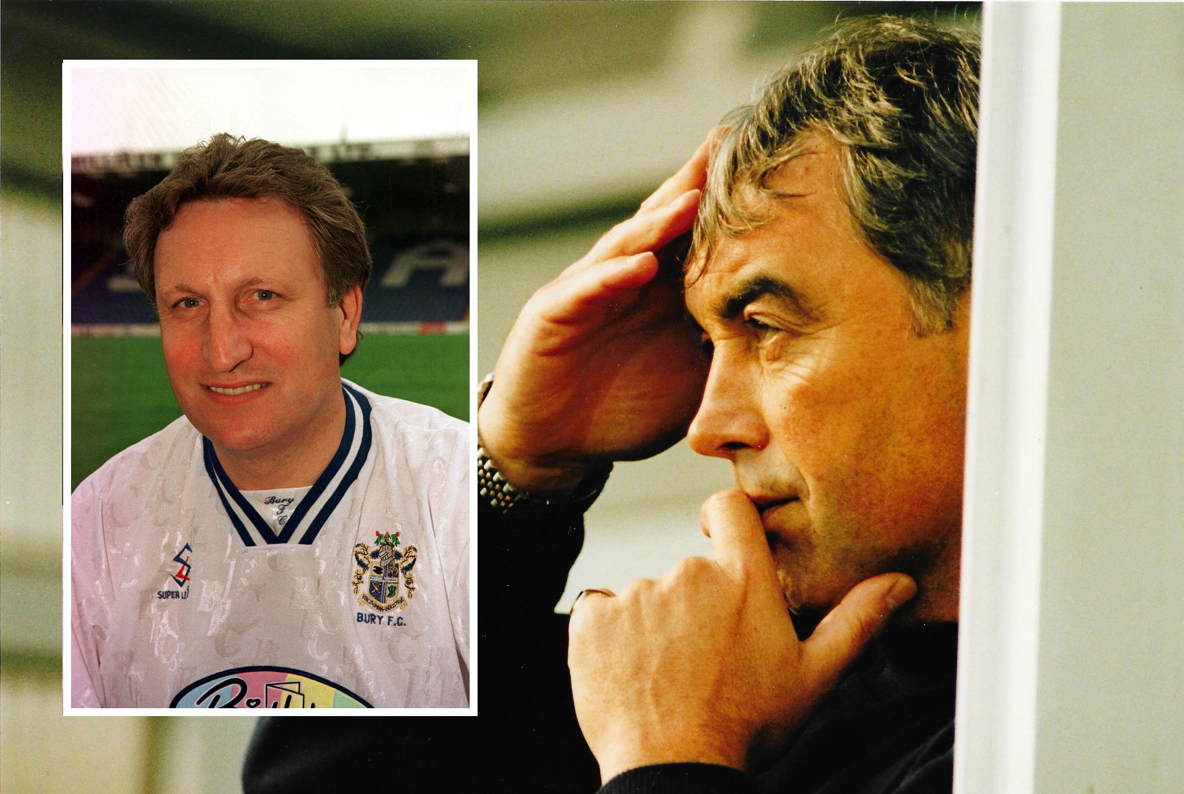 Bury FC through the years: Weighing up Stan Ternent's replacement