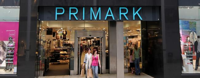 Primark in Bury will be reopening on Monday