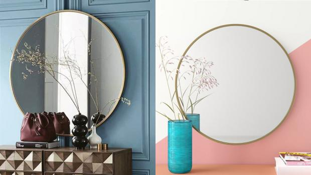 Bury Times: A bigger, more modern mirror will create the illusion of more space. Credit: Wayfair