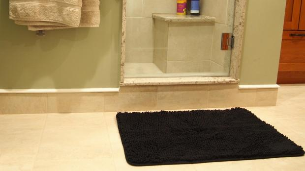 Bury Times: A stylish bath mat can brighten up your space. Credit: Reviewed / Kori Perten