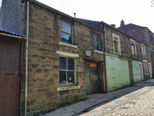The Smithy and 10-14 Paradise Street, Ramsbottom