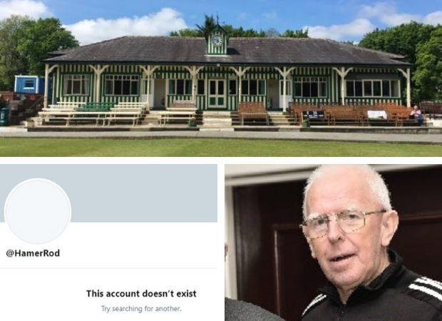 Rod Hamer has quit as chairman of Ramsbottom Cricket Club