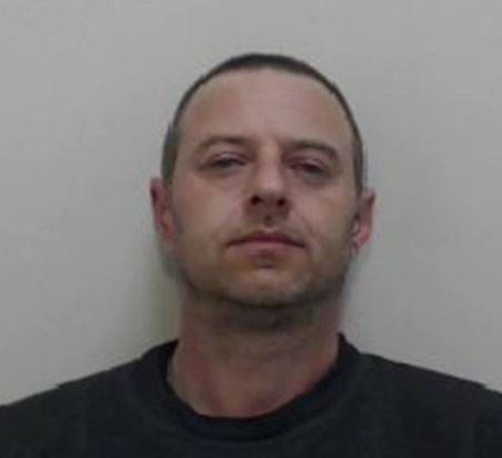 Bury Times: ANDREW LEISHMAN, aged 47, from Ramsbottom. His whereabouts are sought but he is known to also frequent the Haslingden and Rawtenstall areas. He is wanted for drugs offences.