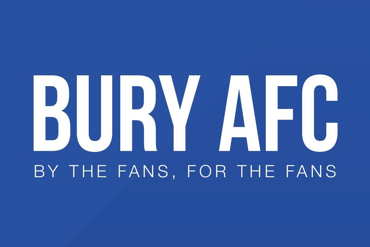 Bury AFC phoenix club seek team of volunteers