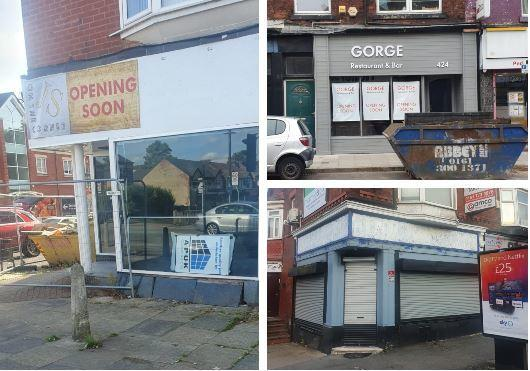 New restaurants, JS On The Corner, Gorge and Eat New York; opening in Bury New Road, Prestwich