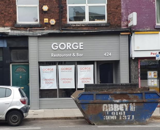 Bury Times: Latin American-inspired BBQ joint and bar, Gorge, opening on Bury New Road in Prestwich Village