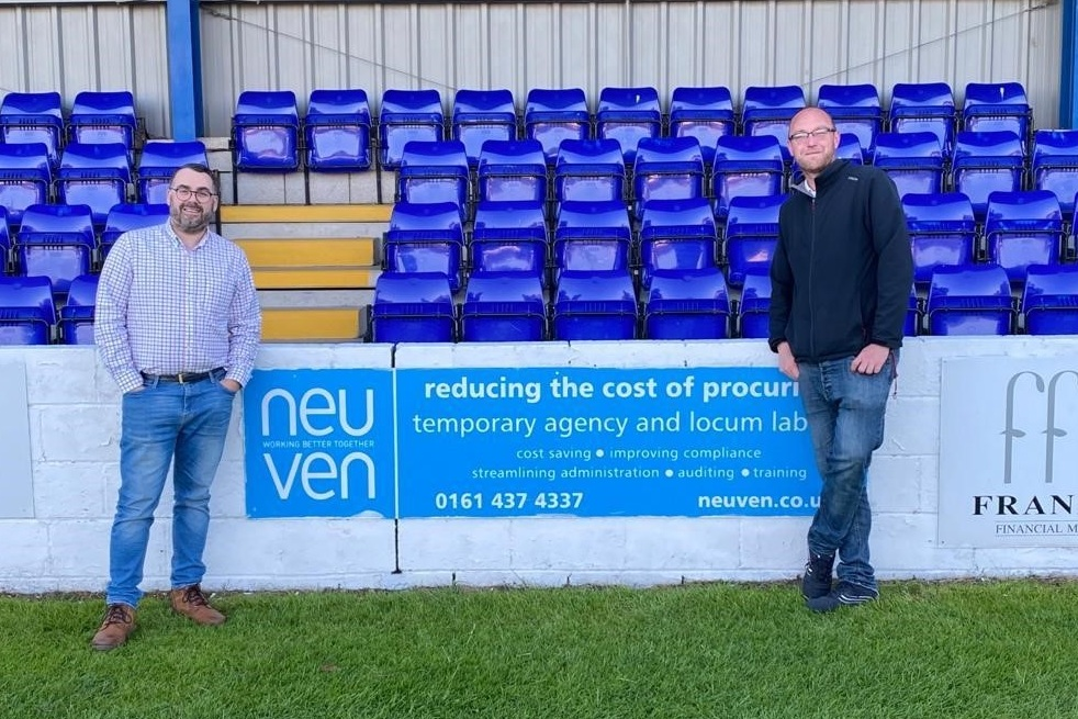 Bury AFC announce ground share with Radcliffe FC