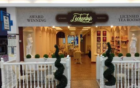 Leckenby's tearoom, in Mill Gate shopping centre