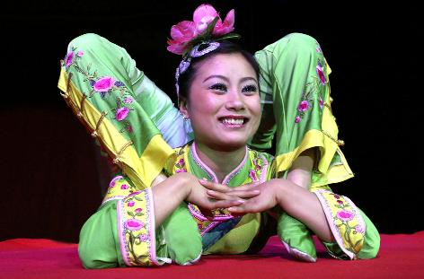 HOW DOES SHE DO THAT? The Chinese State Circus at The Lowry, from Wednesday