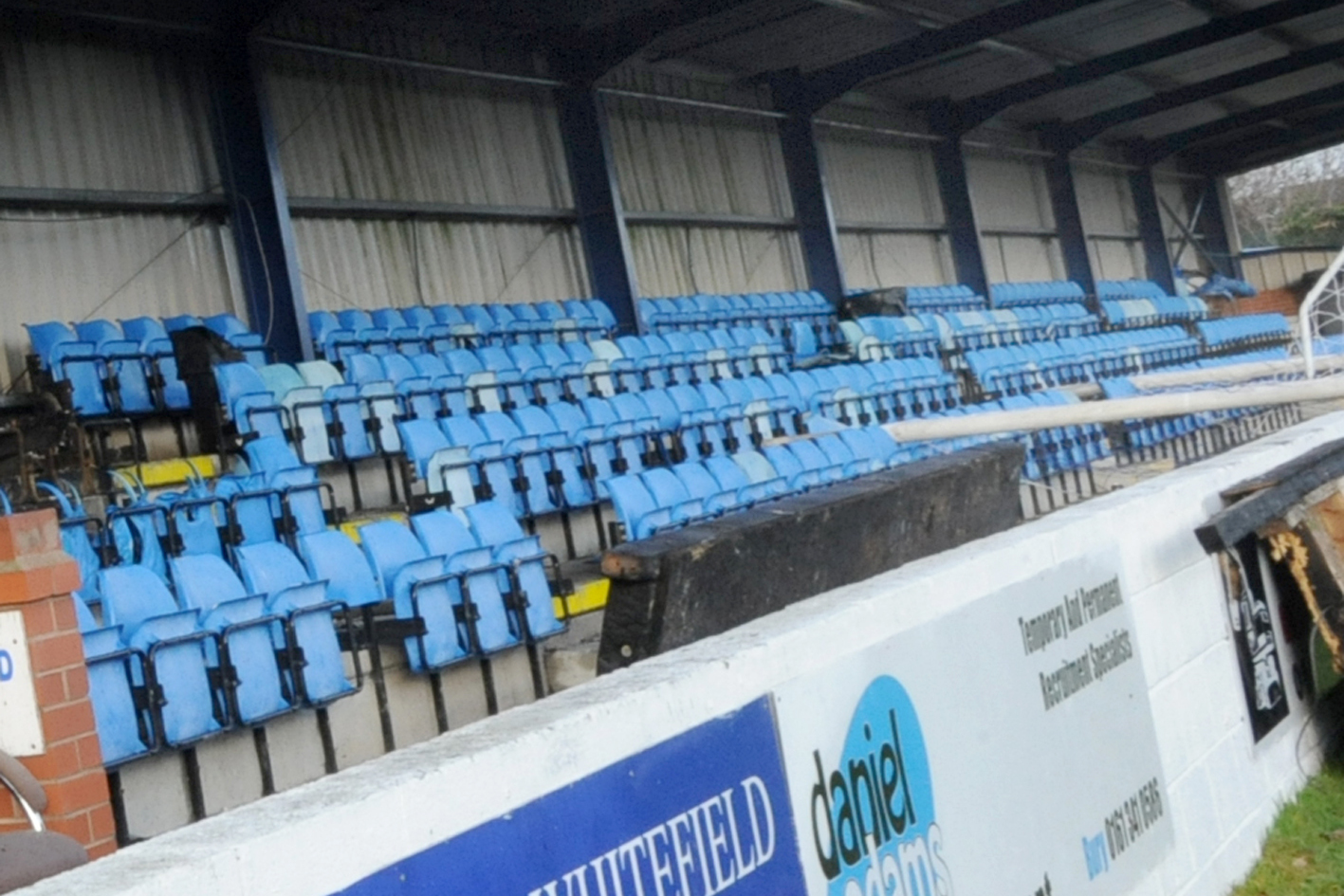 MP steps in to lobby FA over Bury AFC ground capacity headache