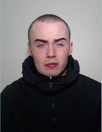 Curtic Regan, 23, wanted by GMP