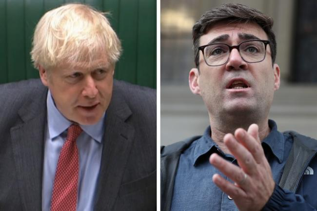 Burnham and Boris