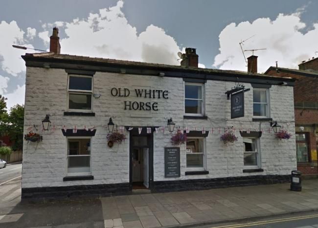 The Old White Horse, Church Street, Ainsworth