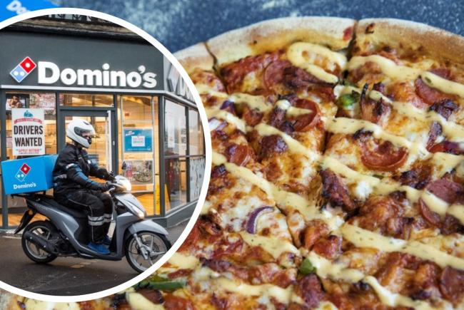 Domino's open nominations for key workers to win free pizza for a whole year. Pictures: PA Wire