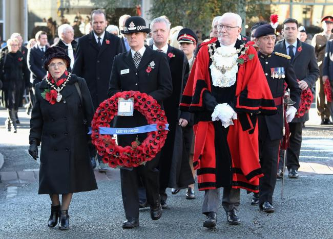 Bury Remembrance.