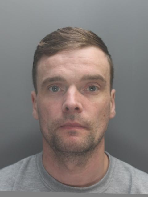JAILED: Mark Fellows
