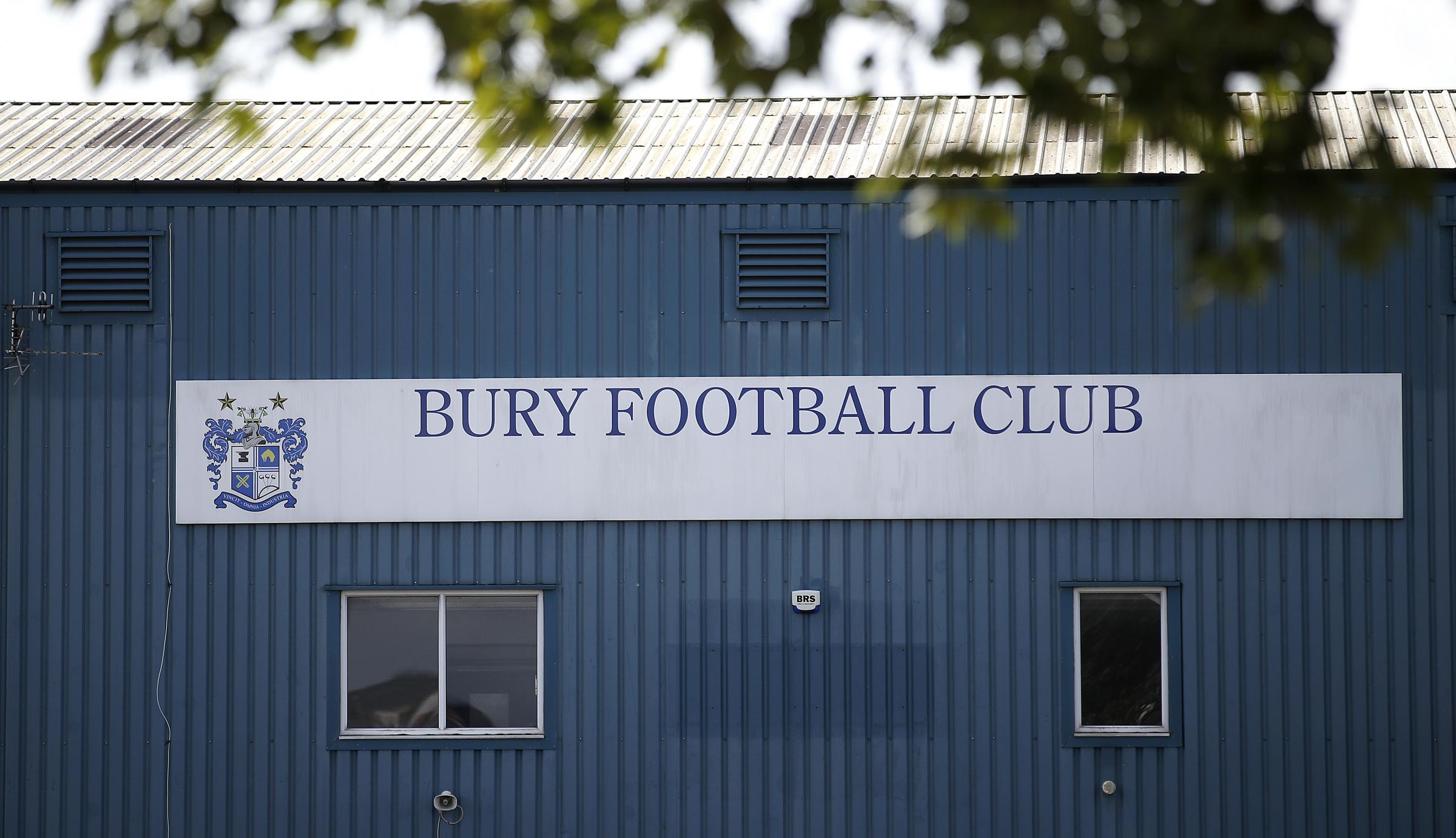 Forever Bury explain stance as Bury AFC oppose trademark