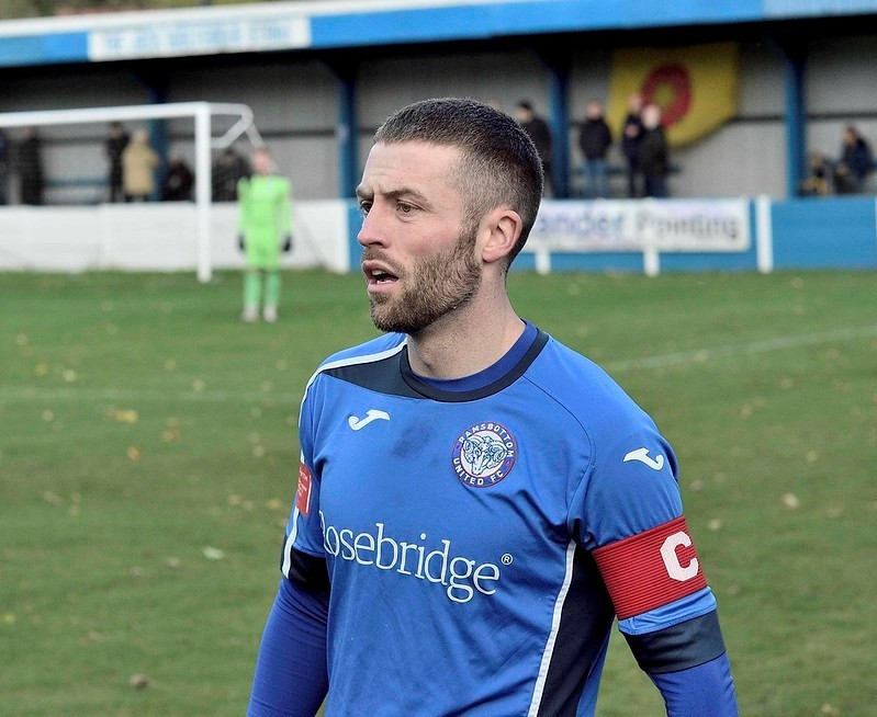 Ex-Bury favourite is still loving life with Ramsbottom