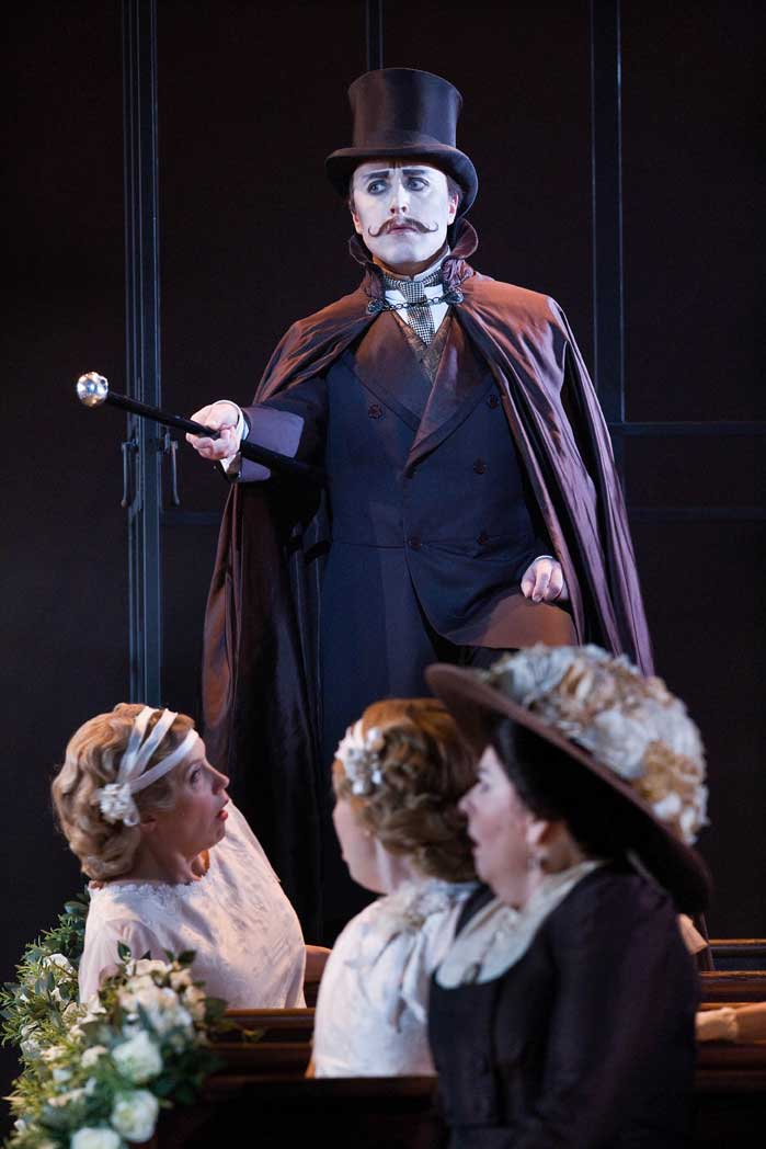 Ruddigore emerges from the shadows to triumph at The Lowry