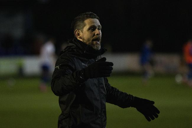 Bury AFC boss Andy Welsh. Picture: Haydan Roberts